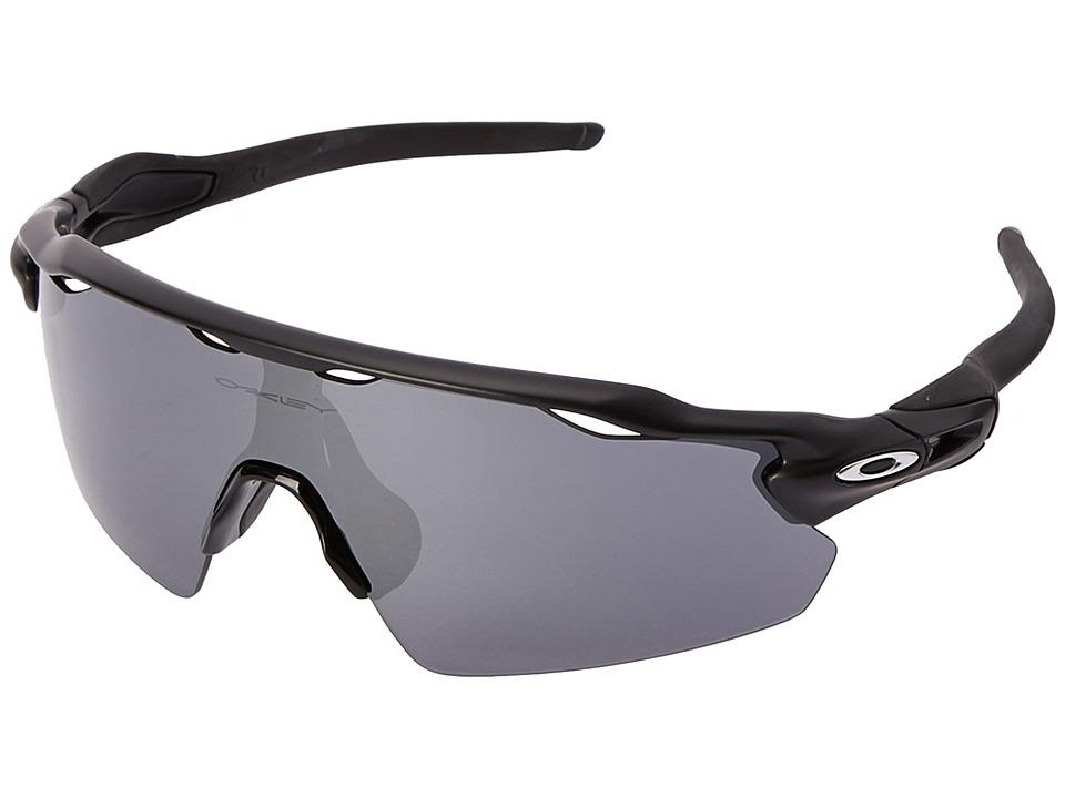 Oakley - Radar EV (Matte Black W/Black Iridium) Sport Sunglasses