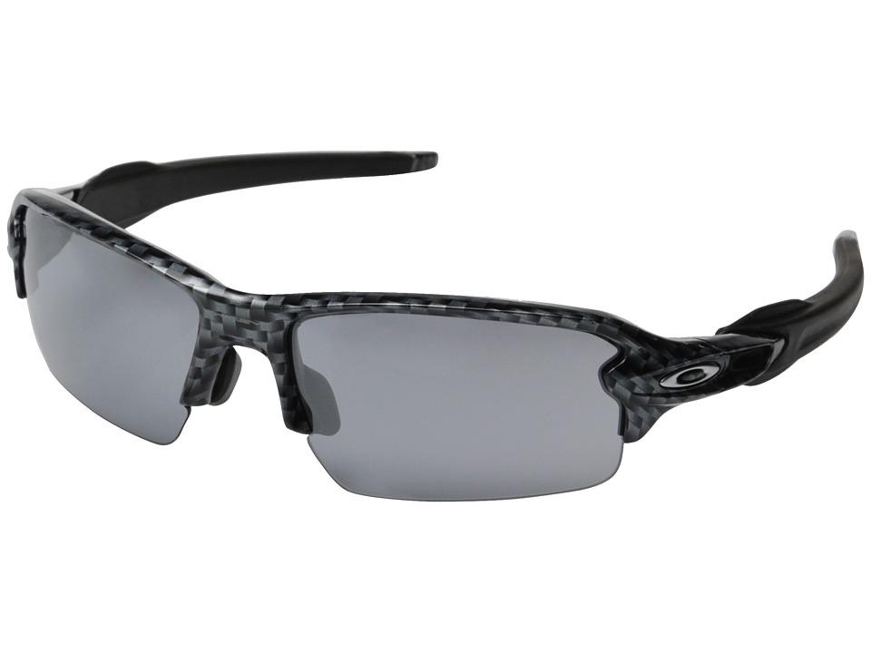 Oakley A Flak 2.0 Carbon Fiber w/Slate Iridium Sport Sunglasses