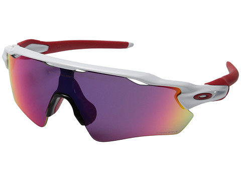 Oakley Radar EV - Polished White w/Prizm Road