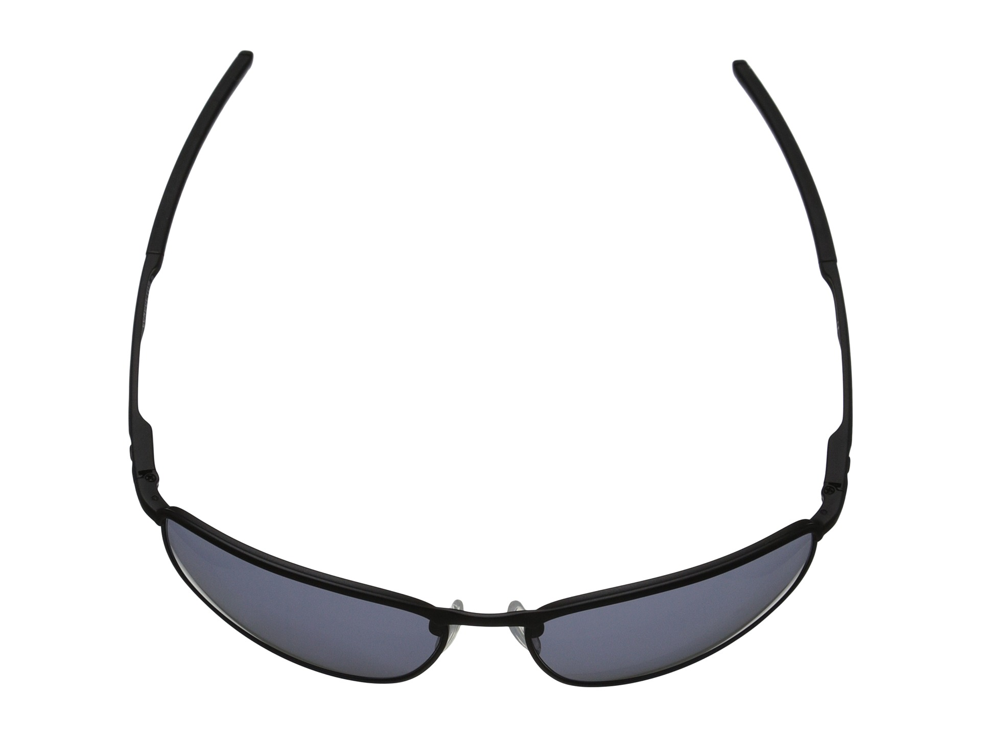 oakley why 8  Oakley Conductor 8 Matte Black W/Grey - Zappos.com Free Shipping ...