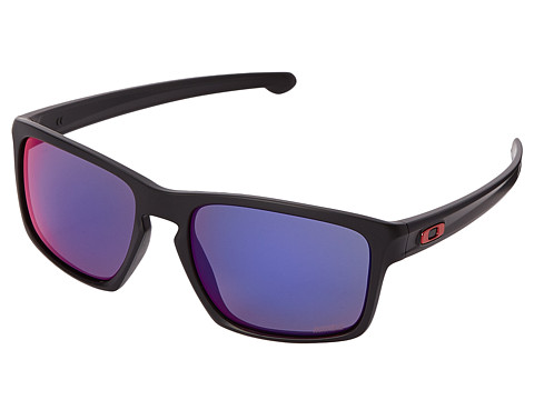 Oakley Sliver - Matte Black w/+ Red Iridium