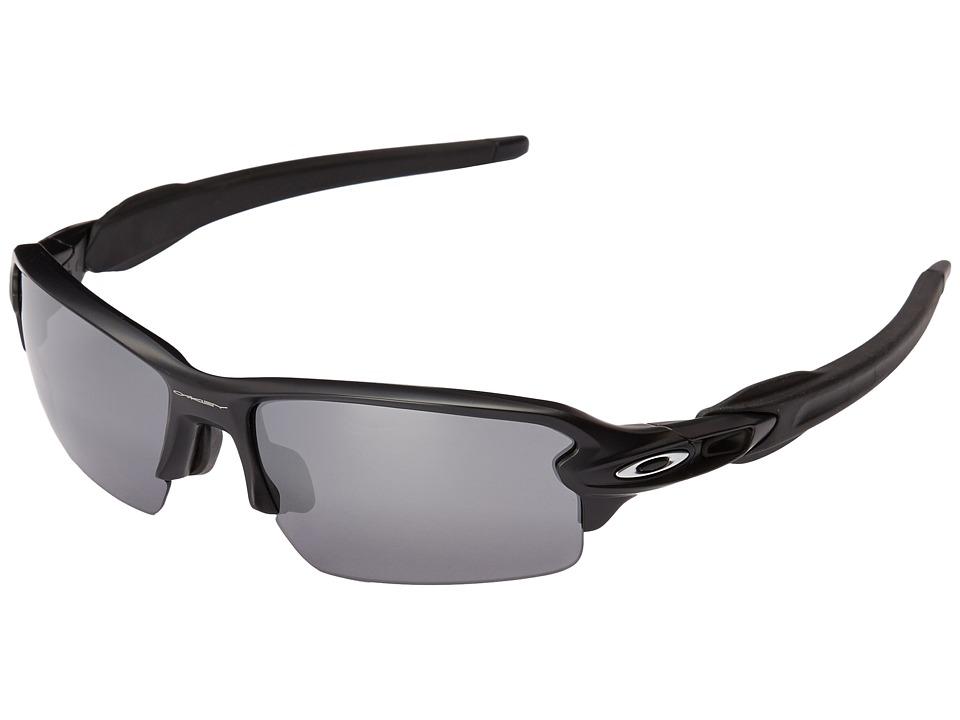 Oakley A Flak 2.0 Matte Black W/Black Iridium Sport Sunglasses