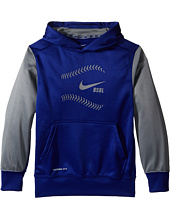 Nike Kids - KO Baseball Hoodie (Little Kids/Big Kids)