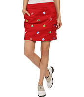 Loudmouth Golf - Deck the Halls Skort