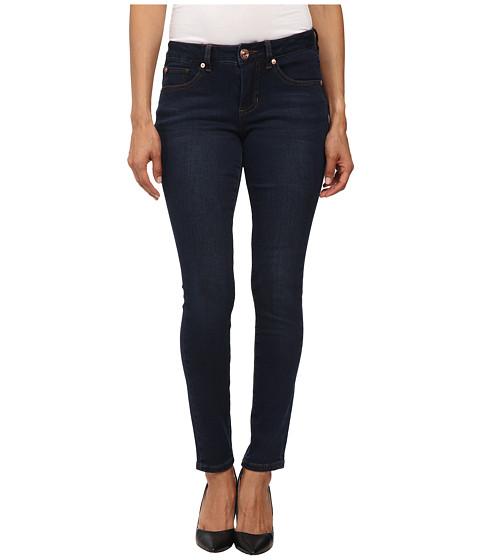 Jag Jeans Petite Petite Westlake Low Rise Skinny in Indigo Steel at 6pm.com