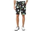 Loudmouth Golf Boomerang Black Shorts