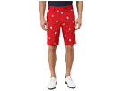 Loudmouth Golf Deck the Halls Shorts