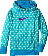Nike Kids - KO 3.0 Allover Print Pullover Training Hoodie (Little Kids/Big Kids)