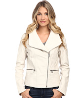 Jessica Simpson - Moto with Sherpa Collar