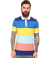 Original Penguin - Global Look Lollipop Stripe Heritage Polo