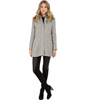 Jessica Simpson - Zip Front Braided Wool with Placket