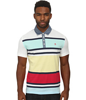 Original Penguin - Yarn Dye Rugby Stripe Heritage Polo