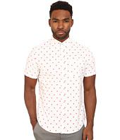 Original Penguin - Global Look Polka Dot Oxford Short Sleeve Woven Heritage Shirt