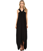 Rachel Zoe - Sylvi Side Drape Maxi Dress