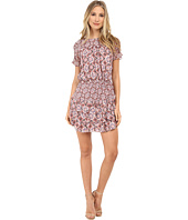 Rachel Zoe - Rona Short Sleeve Drop Waist Dress