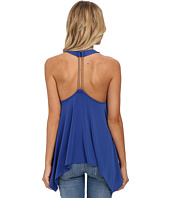 Rachel Zoe - Seymour Back Chain Swing Top
