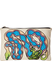 Vivienne Westwood - Africa Snake Zip Pouch