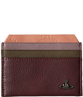Vivienne Westwood - Embossed Multicolor New Credit Card Holder
