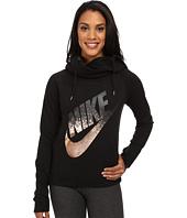 Nike - Rally Funnel Neck Metal