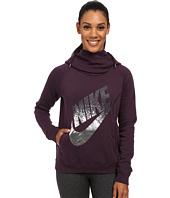 Nike - Rally Funnel Neck Metal