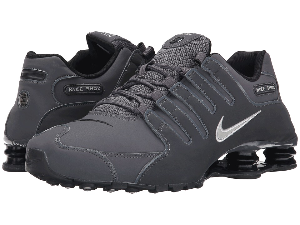 Nike - Shox NZ (Dark Grey/Anthracite/Black) Men