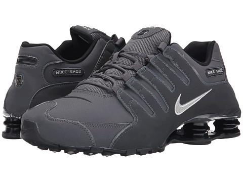 All Black Womens Nike Shox Shoes