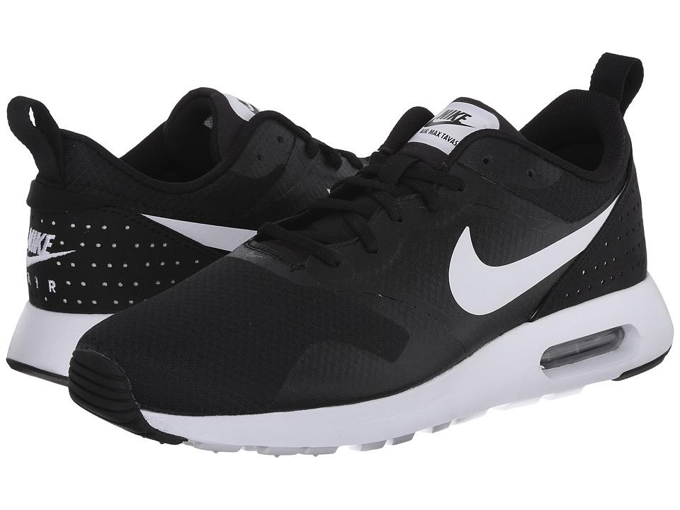Nike Air Max Tavas (Black/Black/White2) Men