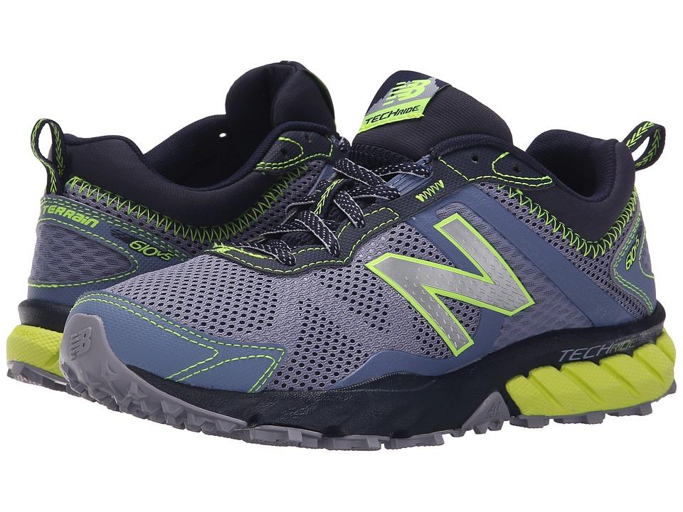 New Balance - T610v5 (Persian Purple/Hi-Lite) Womens Running Shoes
