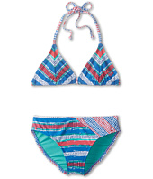 Roxy Kids - All Mixed Up Double Strap Tri Set (Big Kids)