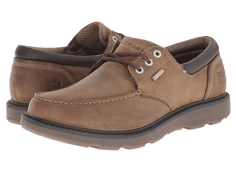Rockport Boat Builders Moc Toe Ox