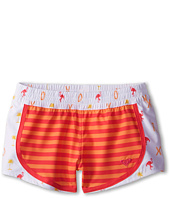 Roxy Kids - Flamingo Beach Swim Shorts (Big Kids)