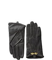 Ted Baker - Bowra Metal Bow Leather Gloves