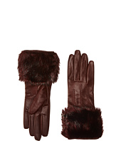Ted Baker - Jania Fur Lined Leather Gloves