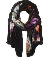 Ted Baker - Preata Shadow Floral Split Scarves