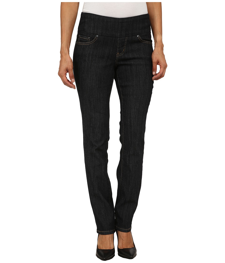 Jag Jeans Petite Petite Peri Pull On Straight in Late Night (Late Night) Women