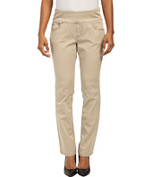 Jag Jeans Petite - Petite Peri Pull On Straight Twill Pants