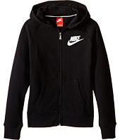 Nike Kids - YA76 Franchise Brushed-Fleece Full-Zip Hoodie (Little Kids/Big Kids)