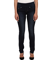 Jag Jeans Petite - Petite Nora Pull On Skinny Knit Denim in Dark Whale