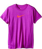 Nike Kids - Legend S/S Top (Little Kids/Big Kids)