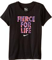 Nike Kids - Fierce For Life Tee (Big Kids)