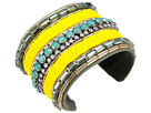 Gypsy SOULE CRB56 (Yellow/Turquoise)