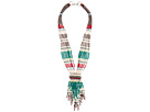 Gypsy SOULE GSDN15362 (Turquoise/Red/White)