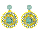 Gypsy SOULE - CRE44 (Yellow/Turquoise)