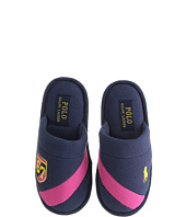 Polo Ralph Lauren Kids - Rugby Crest Scuff (Little Kid)