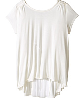 Ella Moss Girl - Brianna Short Sleeve Top (Big Kids)