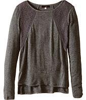 Ella Moss Girl - Anita Knit Top (Big Kids)