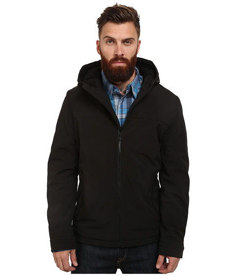 Levi's® Soft Shell Filled Hoodie w/ Sherpa Lining