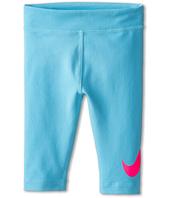 Nike Kids - Leg-A-See Swoosh Capri (Toddler)