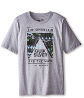 Quiksilver Kids - Wave Core T-Shirt (Big Kids)