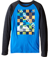 Quiksilver Kids - Checky T-Shirt (Big Kids)
